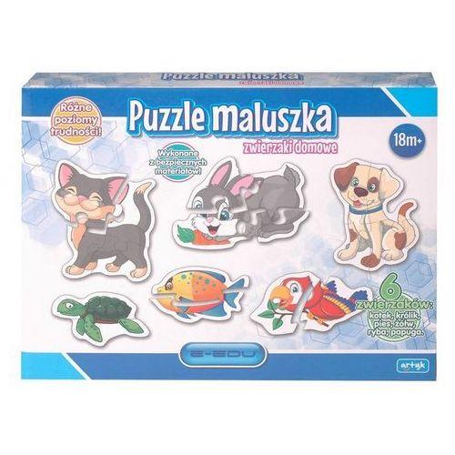Artyk Puzzle Zwierzęta domowe, 5_615261