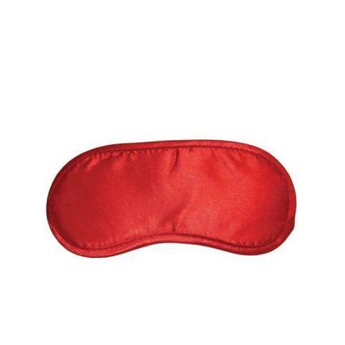 Sex&mischief Opaska na oczy czerwona - s&m satin blindfold red
