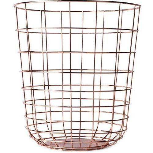 Menu Kosz druciany wire bin, miedź - (5709262961832)