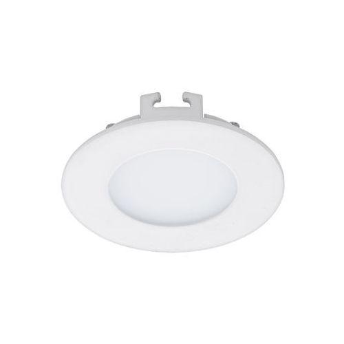 Plafon lampa oprawa wpuszczana downlight oczko Eglo Fueva 1 1x2,7W LED biały okr.94041 (9002759940416)