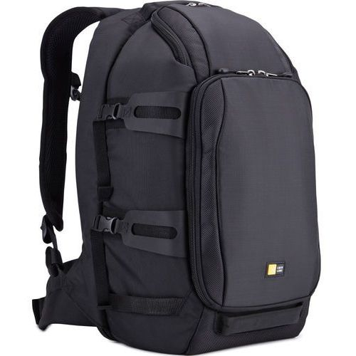 luminosity plecak dla lustrzanek cyfrowych kamer z etui kieszeń (rozmiar m) czarny marki Case logic