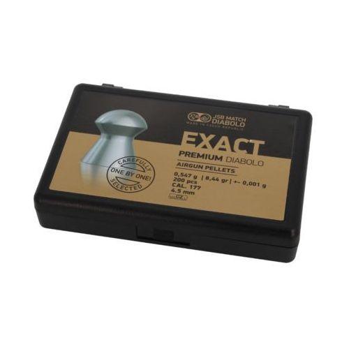 Śrut JSB Exact Premium Diabolo 4.52mm 200szt (10237-200), towar z kategorii: Amunicja do wiatrówek