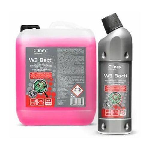 W3 Bacti Clinex 1L - Kwaśny preparat dezynfekująco – czyszczący