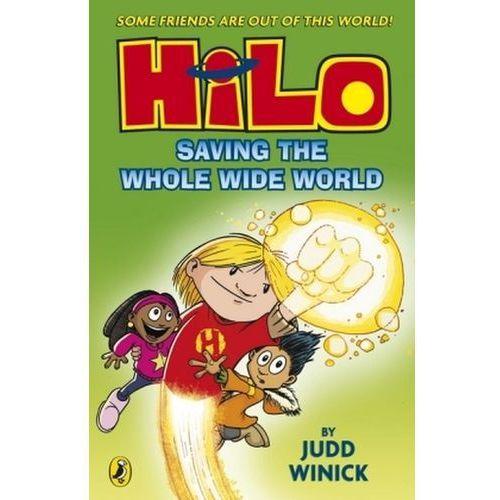 Hilo: Saving the Whole Wide World (9780141376905)