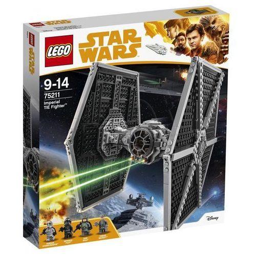 75211 IMPERIALNY MYSLIWIEC TIE™ (Imperial TIE Fighter) KLOCKI LEGO STAR WARS