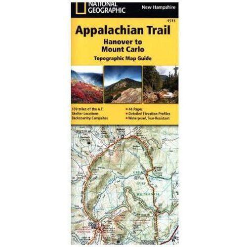 Appalachian Trail, Hanover to Mount Carlo, New Hampshire