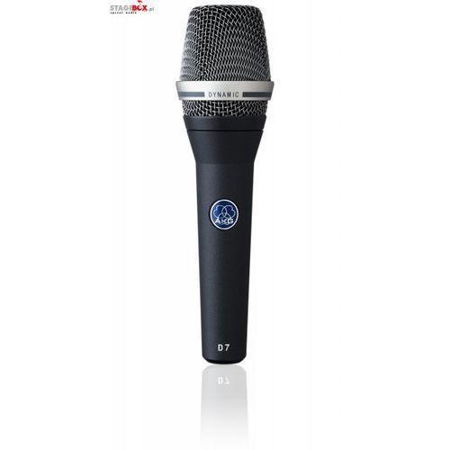 AKG D7 Mikrofon pojemnościowy