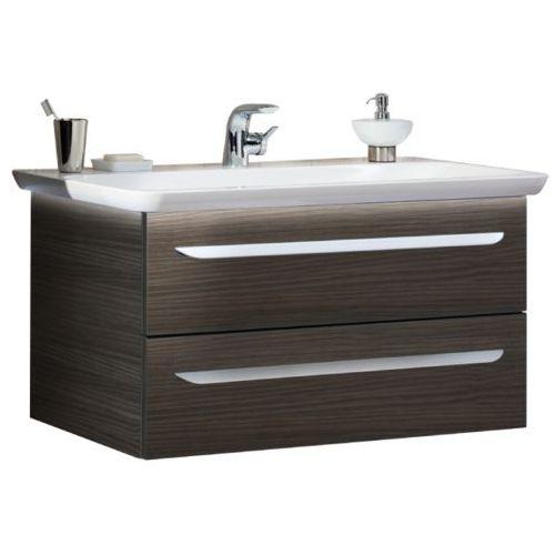 Lanzet Zestaw mebli łazienkowych umywalka + szafka pod umywalkę m9 90 7208112
