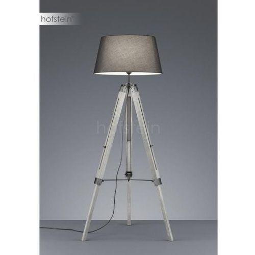 Reality tripod lampa stojąca siwy, 1-punktowy - vintage/przemysłowy - obszar wewnętrzny - tripod - czas dostawy: od 3-6 dni roboczych (4017807369595)