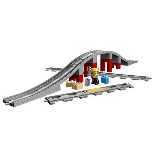 Lego DUPLO Tory kolejowe 10872