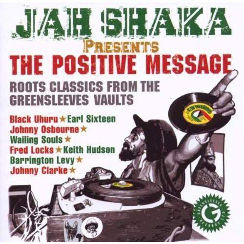 Greensleeves ***deleted*** presents the positive message - jah shaka (płyta cd)