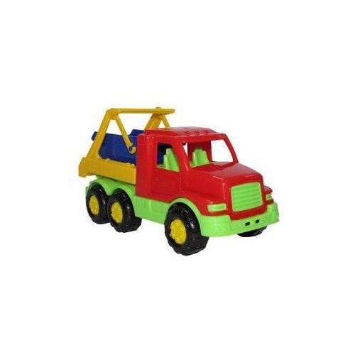 Maxik samochód komunalny - Polesie Poland (4810344035189)