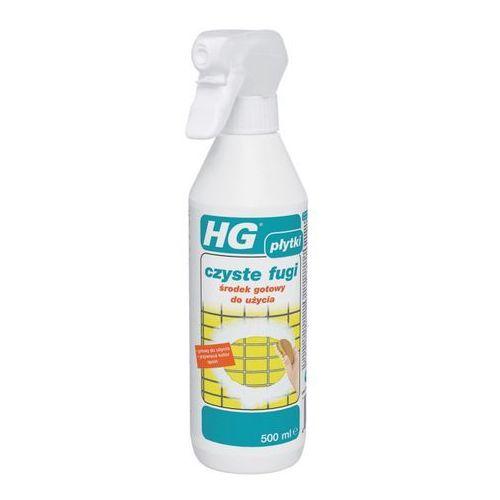 Środek czyste fugi środek gotowy do użycia 0,5 l marki Hg