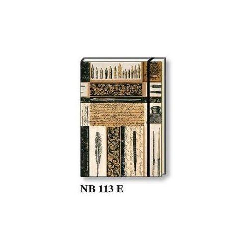 Rossi Notatnik ozdobny a6 96 kartek (8018646012495)