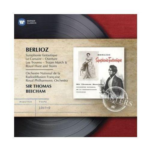 Sir thomas beecham - symphonie fantastique + odbiór w 650 punktach stacji z paczką! wyprodukowany przez Empik.com