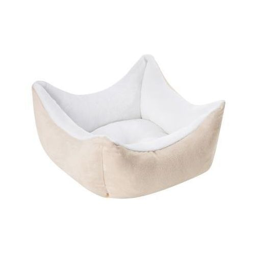 Korona XL, alcantara - white