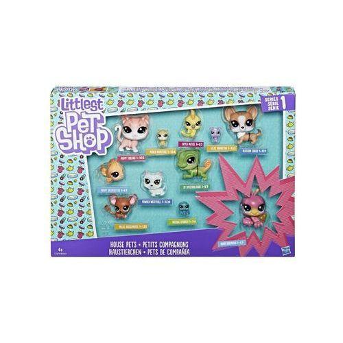 Littlest Pet Shop, Home Buddies Pack - Hasbro. DARMOWA DOSTAWA DO KIOSKU RUCHU OD 24,99ZŁ