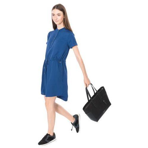 Calvin Klein Marina Torebka Czarny UNI. Najniższe ceny, najlepsze promocje w sklepach, opinie.
