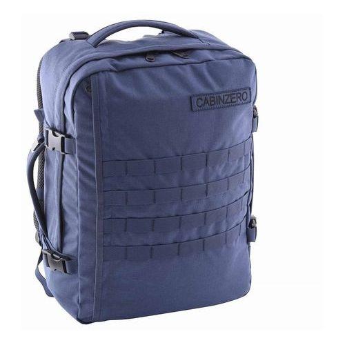 Plecak torba podręczna military 36l + pokrowiec organizer gratis - navy marki Cabinzero