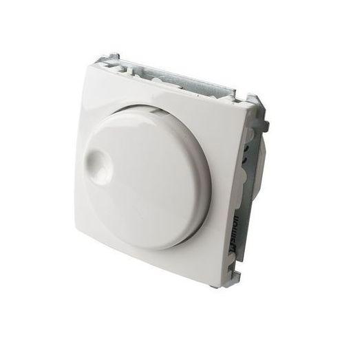 Kontakt-simon s.a Basic moduł ściemniacz tranzystorowy obrot biały (5902787806231)