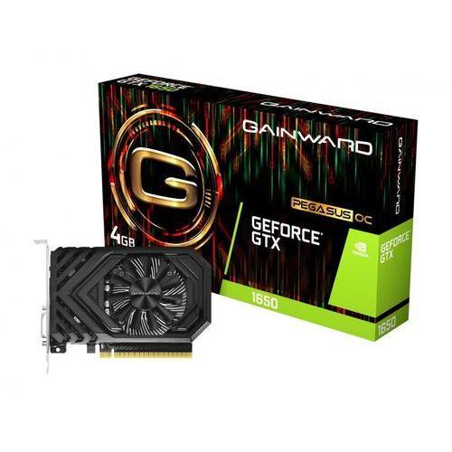 Gainward Karta vga gtx 1650 pegasus oc 4gb gddr5 128bit dvi+hdmi pcie3.0