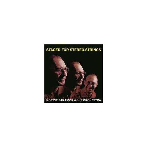 Staged For Stereo - Strings (5050457134921)