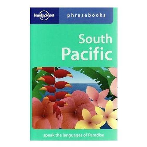 Południowy Pacyfik rozmówki Lonely Planet South Pacific Phrasebook (9781741041668)