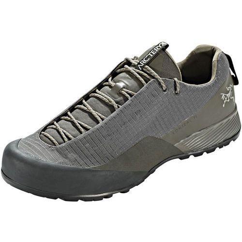 Arc'teryx konseal fl buty mężczyźni szary/czarny uk 11 | 46 2018 buty podejściowe (0686487298378)