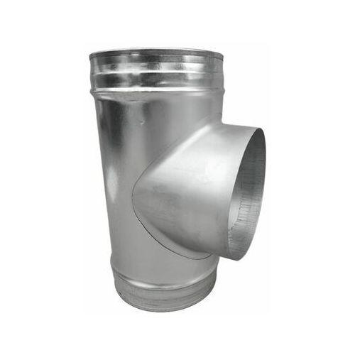 Trójnik kanału wentylacyjnego 90° 200 mm marki Spiroflex