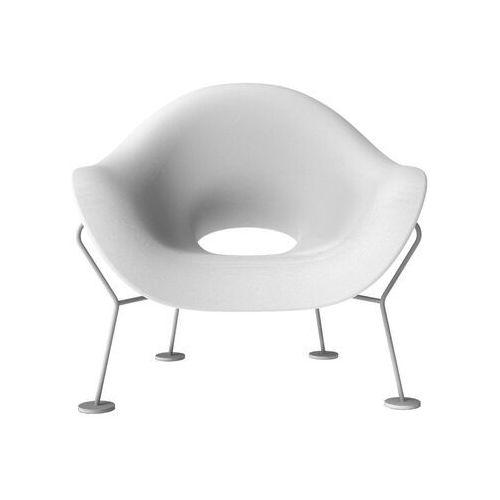 Qeeboo fotel pupa biały outdoorowy 60001wh-pc