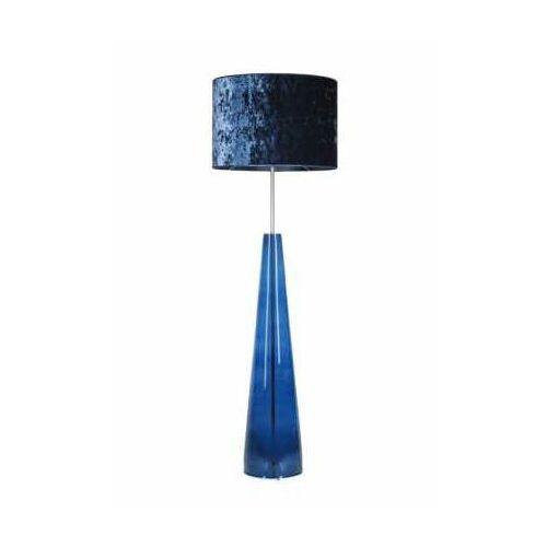 4 concepts berlin navy l232310318 lampa stojąca podłogowa 1x60w e27 niebieski marki 4concepts