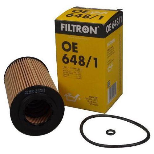 Filtron Filtr oleju oe648/1 opel astra vectra