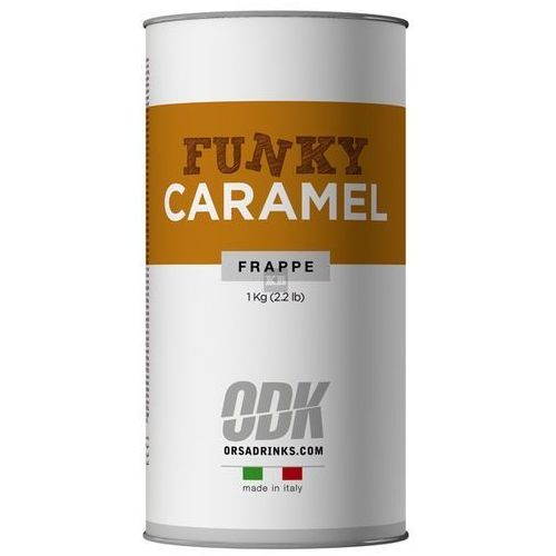 Frappe baza karmelowa  1kg - puszka marki Odk