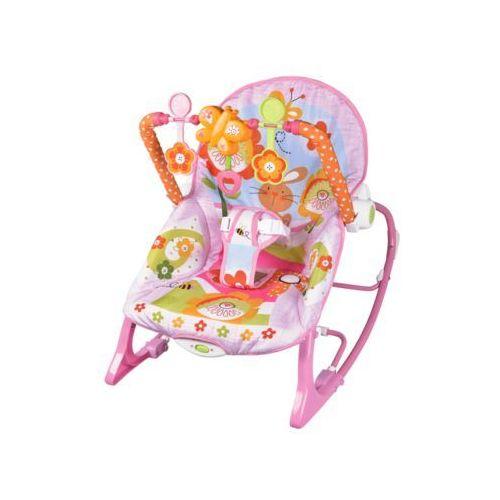 Ibaby Bujak leżak fotelik 3w1 + zabawki 68112 (5902921968177)