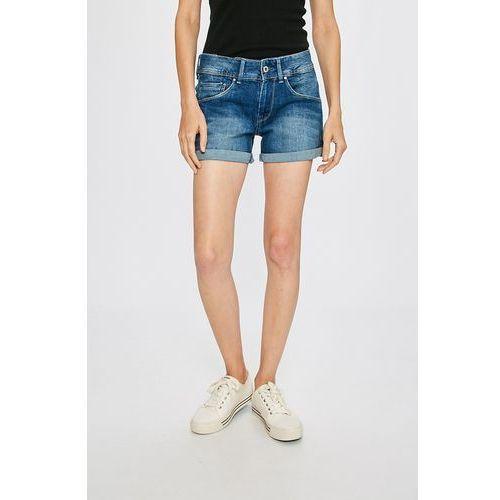 - szorty marki Pepe jeans
