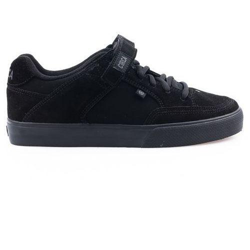 topánky CIRCA - 205 Vlc Black (BLK) rozmiar: 42, kolor czarny