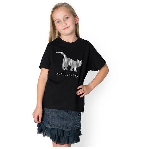 Megakoszulki Koszulka dziecięca kot paskowy