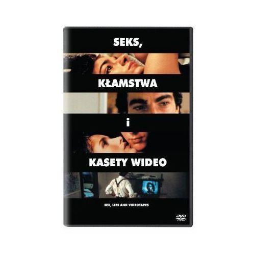 Seks, kłamstwa i kasety video (DVD) - Steven Soderbergh DARMOWA DOSTAWA KIOSK RUCHU