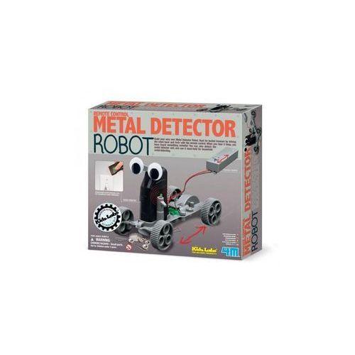 4m industrial development inc. 4m zabawka kreatywna detektor metalu robot