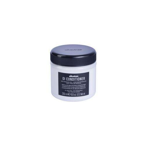 Davines OI Roucou Oil odżywka do wszystkich rodzajów włosów (Absolute Beautifying Conditioner) 250 ml (8004608247678). Najniższe ceny, najlepsze promocje w sklepach, opinie.