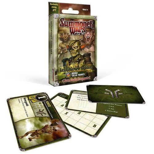 Cube - factory of ideas Summoner wars jaskiniowe gobliny - druga talia