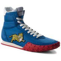 Sneakersy KENZO - F865SN124F54 Blue France 74, w 3 rozmiarach