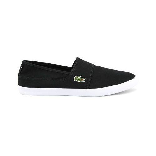 Płaskie buty męskie - 733cam1071_marice-28 marki Lacoste. Najniższe ceny, najlepsze promocje w sklepach, opinie.