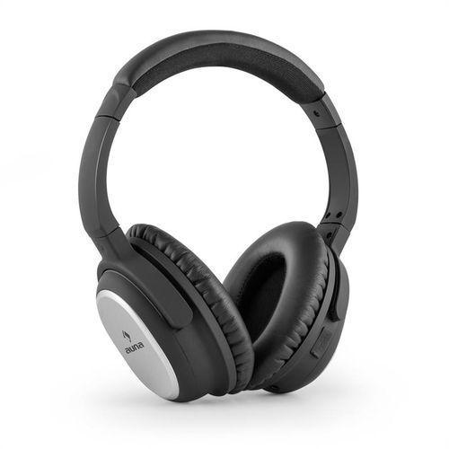 Auna BNC-10 zestaw słuchawkowy z filtrem do redukcji szumów Bluetooth 4.1 Zamów ten produkt do 21.12.16 do 12:00 godziny i skorzystaj z dostawą do 24.12.2016