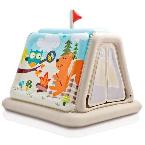 Intex Namiot dla dzieci dmuchany 127x112x116 cm