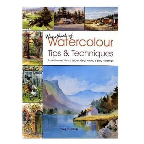 Handbook of Watercolour Tips & Techniques (9781844486625)