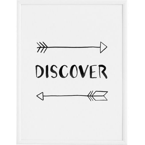 Follygraph Plakat discover 21 x 30 cm (5902898546217)