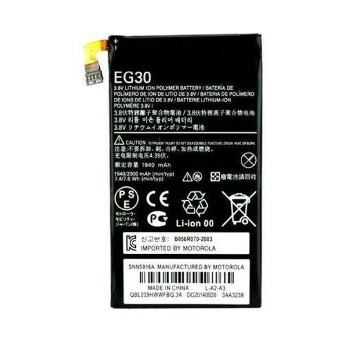 Bateria Motorola EG30 XT901/XT902 XT890 bulk 1940mAh, EG30