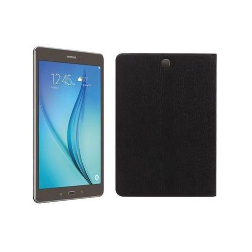 Samsung galaxy tab a 9.7 (t550) - etui na tablet flex book - czarny marki Etuo flex book