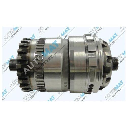 Output shaft, lowdrum, underdrive, direct drum, transfer shaft 62TEe, zestaw 62te